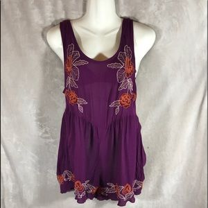 Free People Intimately NWOT Romper, Size XS